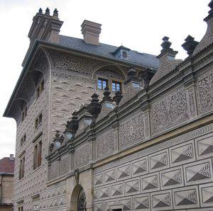Sgaffito Villa