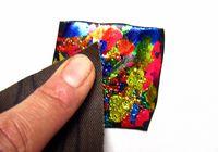 Texturing Foil