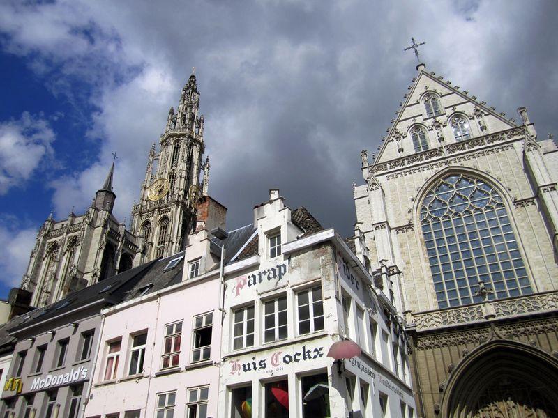 St. Elisabeth's Cathedral 1