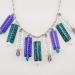 Glitter Bead Necklace