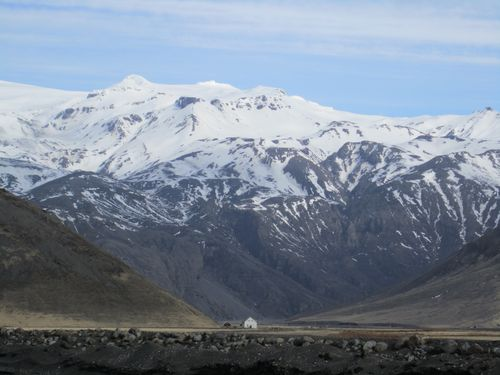 Stunning Icelandic countryside